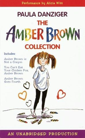 book cover of The Amber Brown Collection