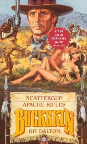 book cover of Scattergun / Apache Rifles