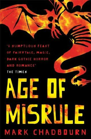 book cover of The Age of Misrule Omnibus