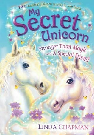 book cover of Stronger Than Magic / Special Friend