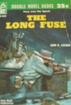 book cover of The Useless Gun / The Long Fuse