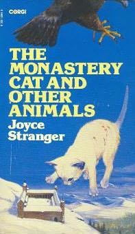 book cover of Monastery Cat and Other Animals