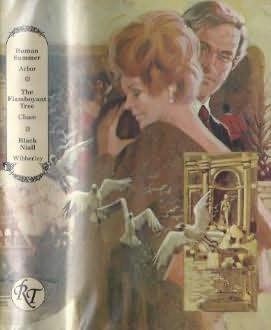 book cover of Roman Summer / Flamboyant Tree / Black Niall (Romance Treasury)