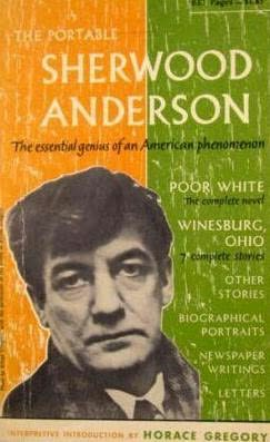 book cover of The Portable Sherwood Anderson