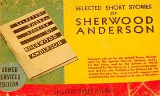 book cover of Selected Short Stories of Sherwood Anderson