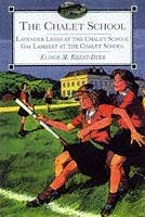 book cover of Lavender Leigh at the Chalet School / Gay Lambert at the Chalet School