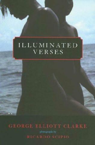 book cover of Illuminated Verses
