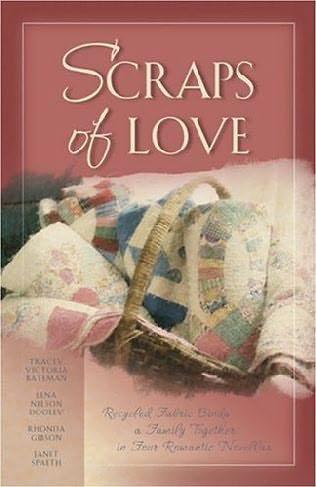 book cover of Scraps of Love