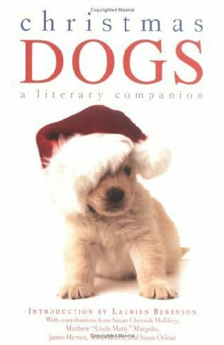 book cover of Christmas Dogs