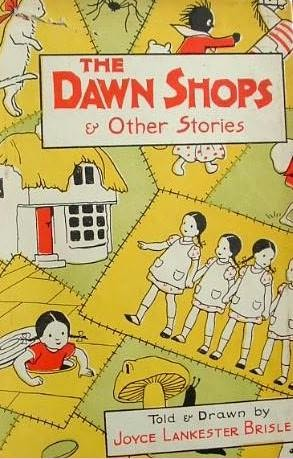 book cover of The Dawn Shops, and Other Stories