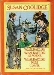 book cover of Susan Coolidge Omnibus