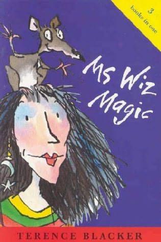 book cover of Ms Wiz Magic