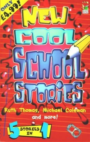 book cover of New Cool School Stories