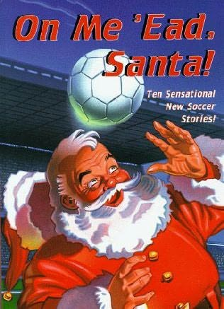 book cover of On Me \'ead Santa!