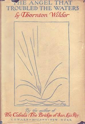 book cover of The Angel That Troubled the Waters