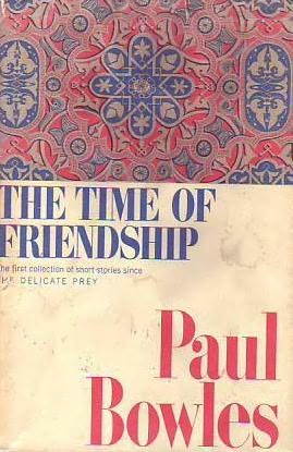 book cover of The Time of Friendship