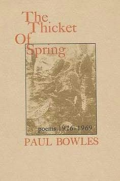 book cover of The Thicket of Spring