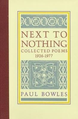 book cover of Next to Nothing