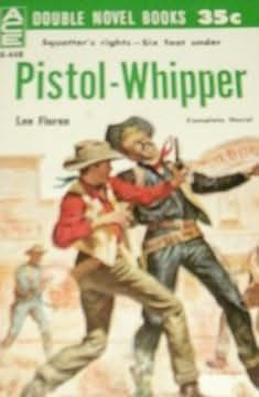 book cover of Pistol-Whipper / Winter Range