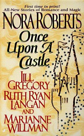 book cover of Once Upon A Castle