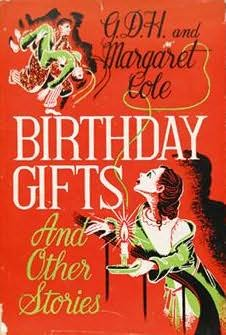 book cover of Birthday Gifts