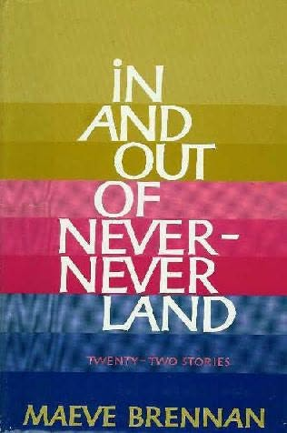 book cover of In and Out of Never-Never Land