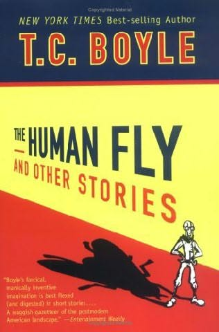 book cover of The Human Fly