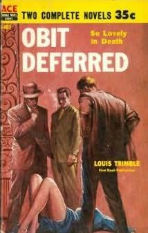 book cover of I Want Out / Obit Deferred