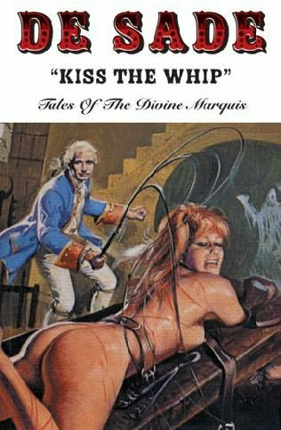 book cover of Kiss the Whip