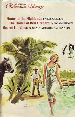 book cover of Home to the Highlands / House at Bell Orchard / Secret Longings