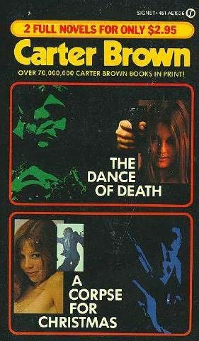 book cover of Dance of Death / Corpse for Christmas