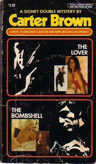 book cover of Lover / Bombshell