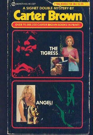 book cover of Tigress / Angel!