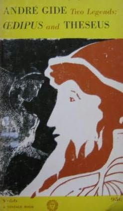 book cover of Oedipus, and Theseus