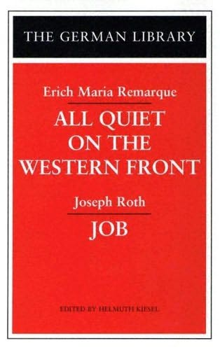 an analysis of warfare in all quiet on the western front by erich maria remarque All quiet on the western front (tv  trench warfare almost  was probably started by none other than erich maria remarque himself all in all this is.