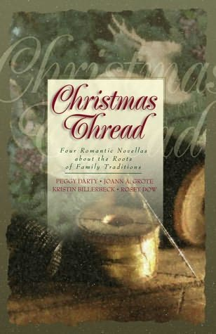 book cover of Christmas Threads