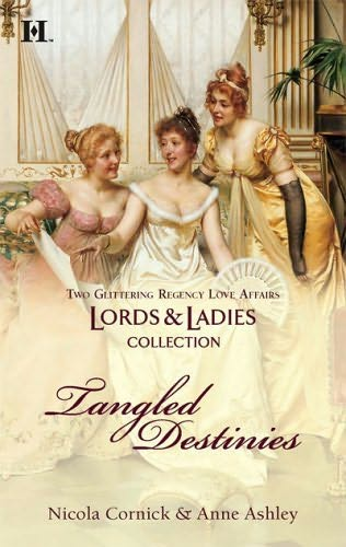 book cover of Lords and Ladies: Tangled Destinies