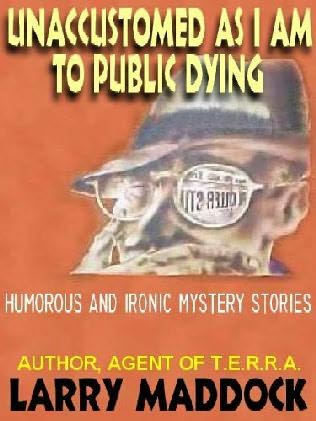 book cover of Unaccustomed as I am to Public Dying