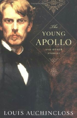 book cover of The Young Apollo