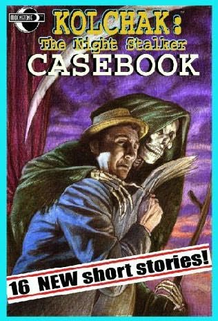 book cover of The Night Stalker Casebook