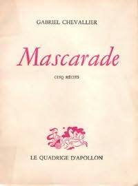 book cover of Mascarade