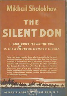 book cover of The Silent Don
