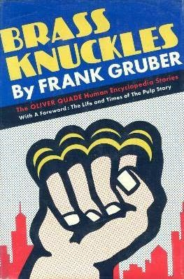 book cover of Brass Knuckles