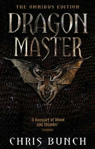 book cover of Dragonmaster Omnibus