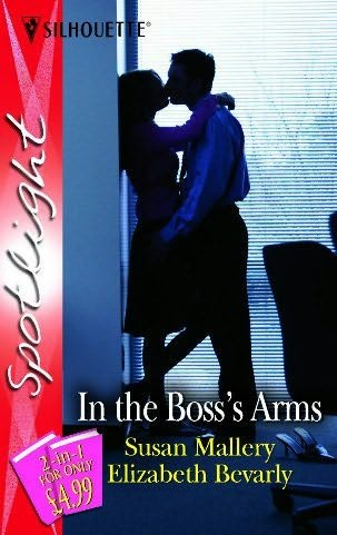 book cover of In the Boss\'s Arms
