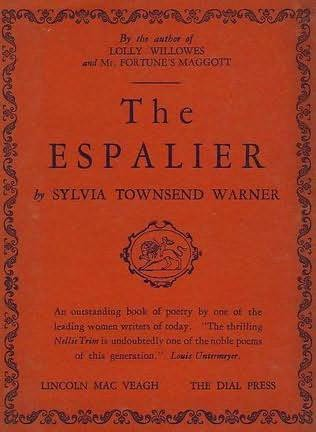book cover of The Espalier