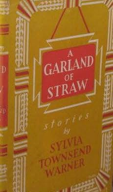 book cover of A Garland of Straw