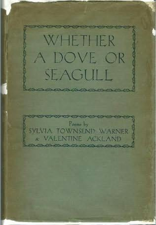 book cover of Whether a Dove Or a Seagull