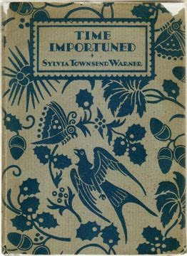 book cover of Time Importuned