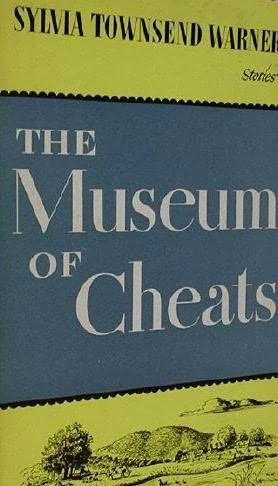 book cover of The Museum of Cheats